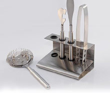 Stainless-Steel Bar Tool Set