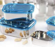 Rectangle Storage Container W San Lid
