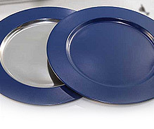 Charger Plate Color Pattern