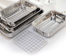 Economy Baking Tray Rectangular