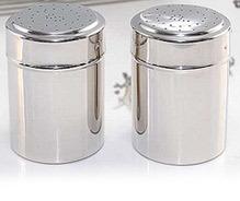 Hug Salt Pepper Shaker Stainless Steel Salt Pepper Shaker Hug